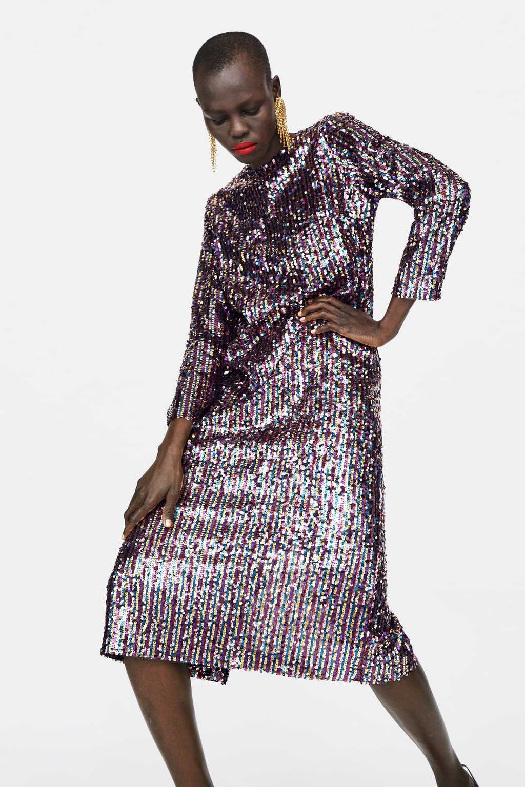 ad9f7915b63d Τρία υπέροχα party dresses απο το Zara που θα λατρέψετε! - CityWoman