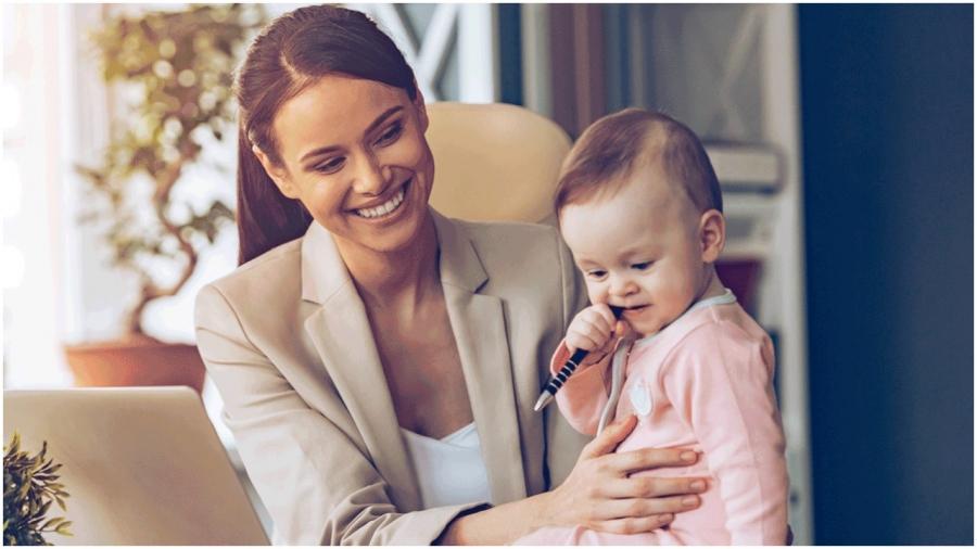 5 πράγματα που οι εργαζόμενες μητέρες κάνουν πολύ καλά