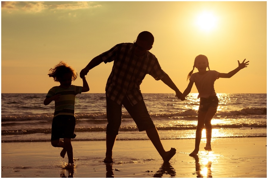 Περάστε «ποιοτικό χρόνο» με το παιδί κάθε στιγμή της ημέρας!