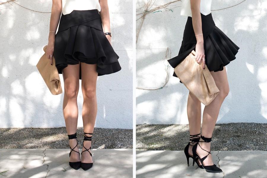Frill skirt - Η φούστα του καλοκαιριού που θα σε ξετρελάνει!
