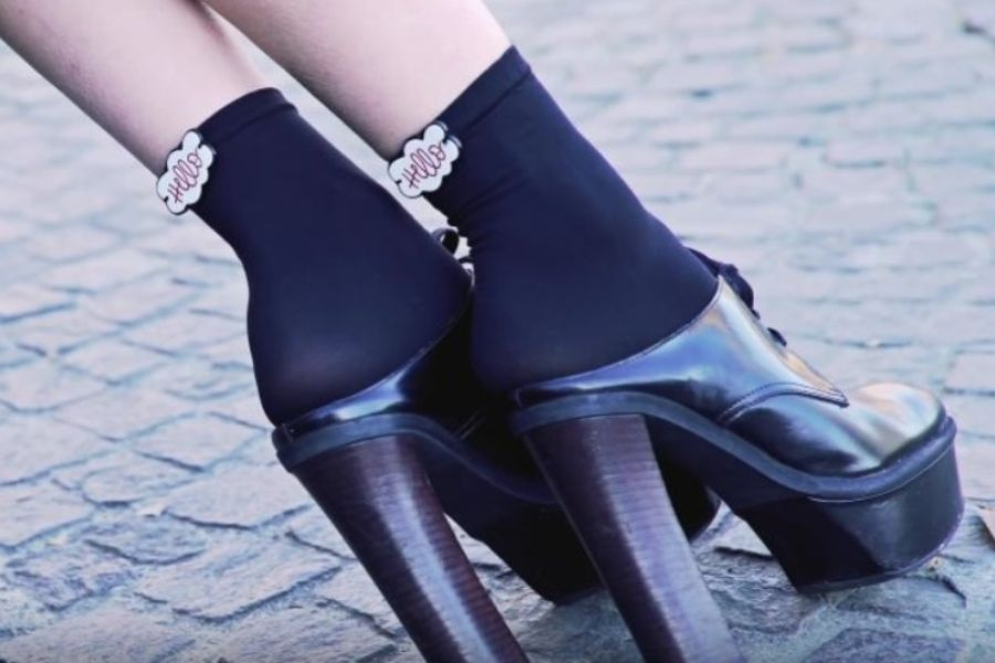7 socks style tips από την Calzedonia (video)