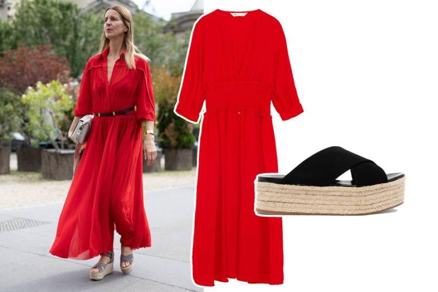 "Elegant φορέματα για να ""αντιμετωπίσετε"" τον καύσωνα"