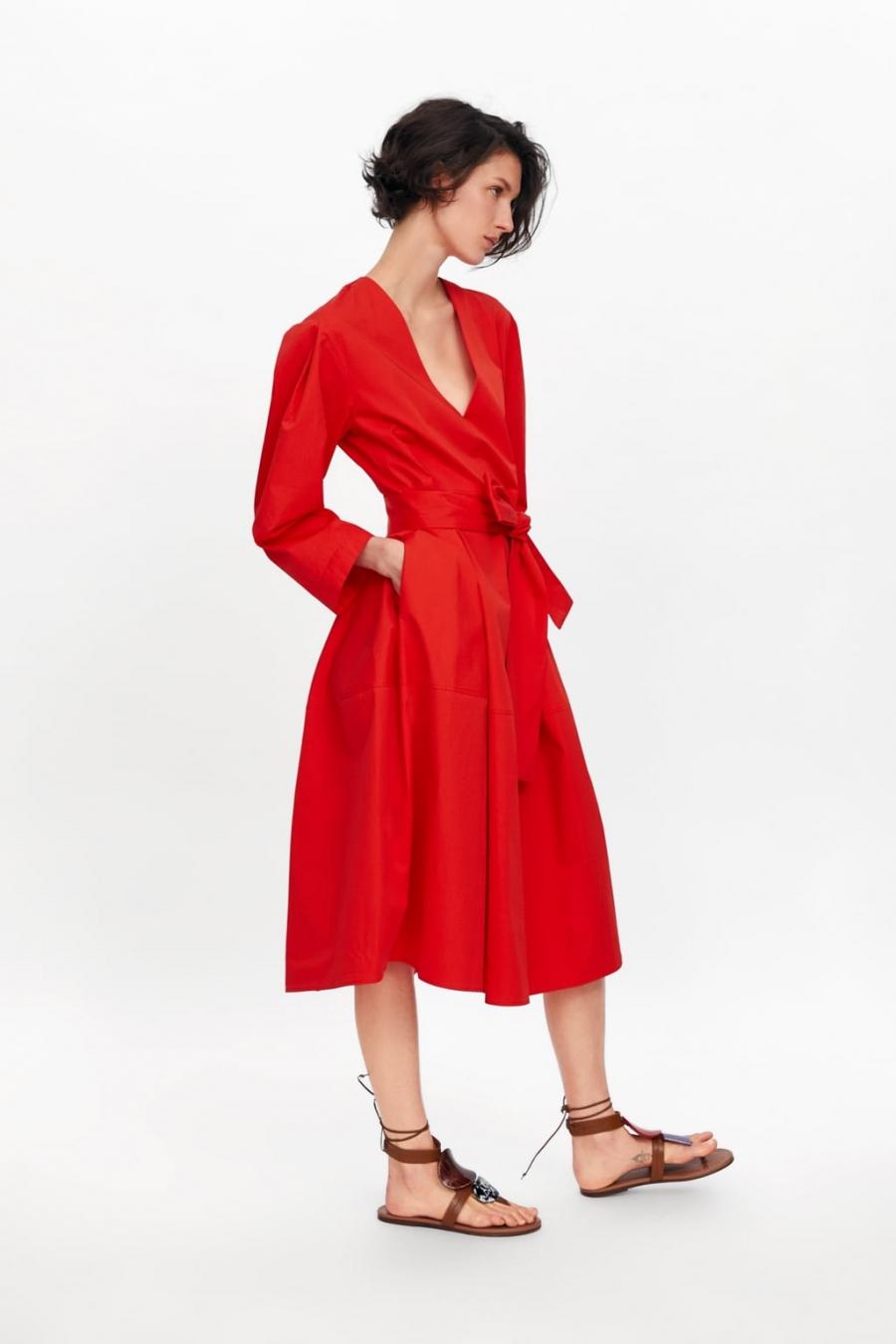 91a983e2b1de Τα ωραιότερα ανοιξιάτικα φορέματα απο το αγαπημένο brand Zara ...