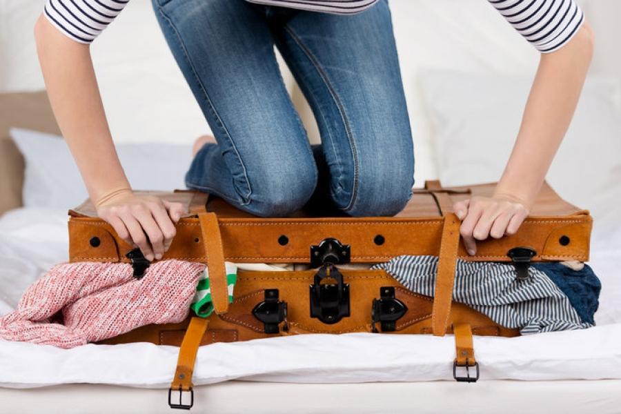 Το πρόβλημα της βαλίτσας - Οργάνωσε την εύκολα και μεθοδικά (video)