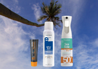 Sun Screen Summer Essentials
