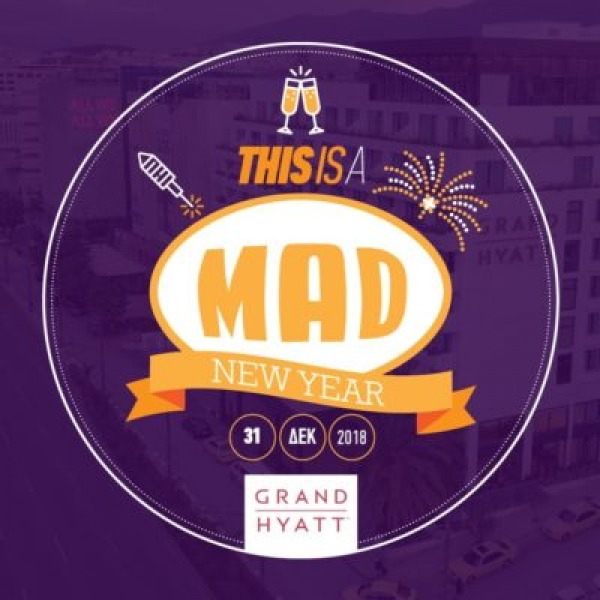 This is a... MAD New Year!