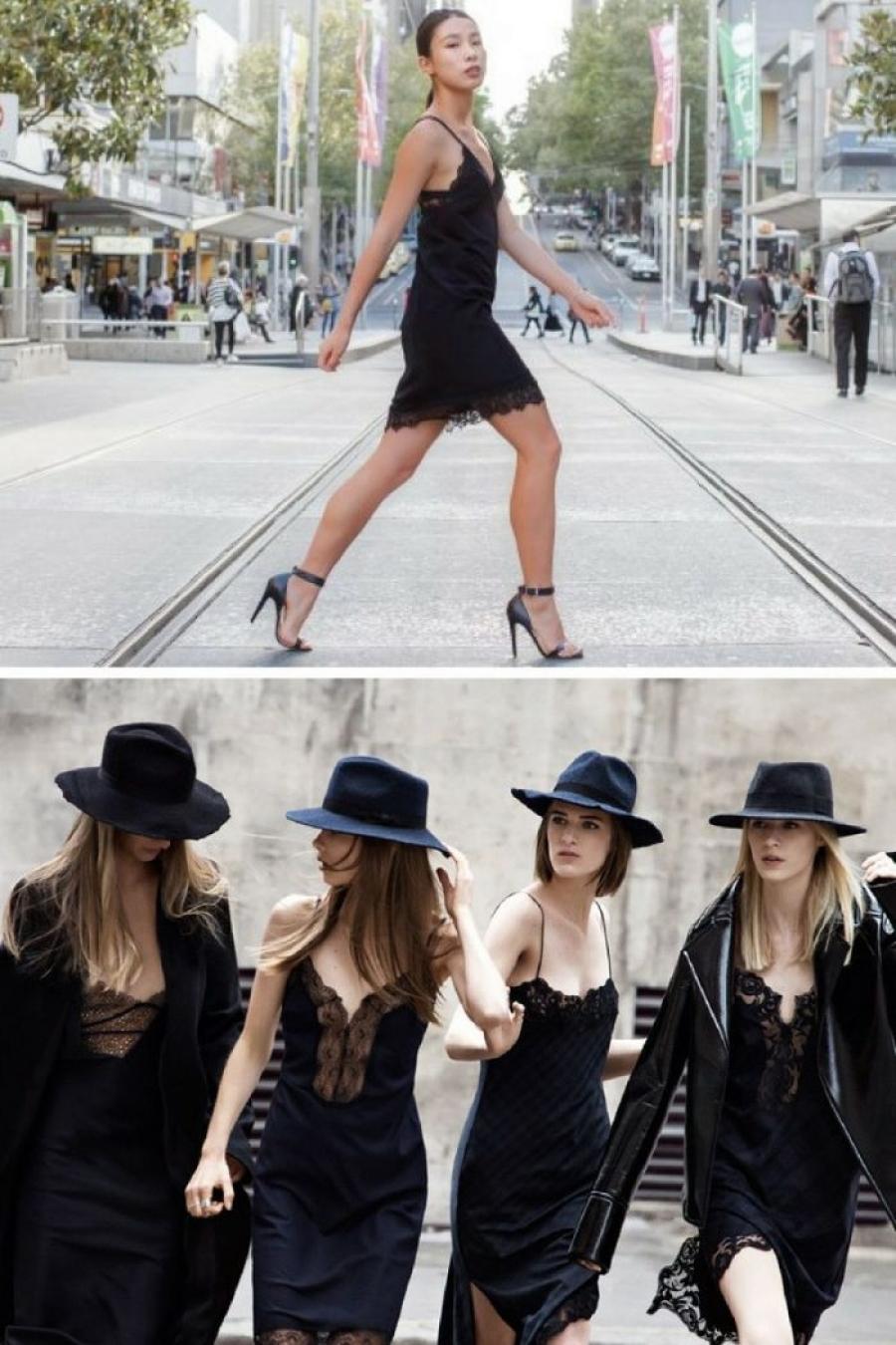 Πως θα φορέσετε σωστά το slip dress