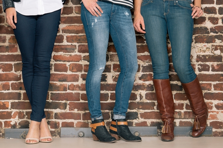 Skinny παντελόνια - Δες με ποια παπούτσια ταιριάζουν! - CityWoman 2427f308da8