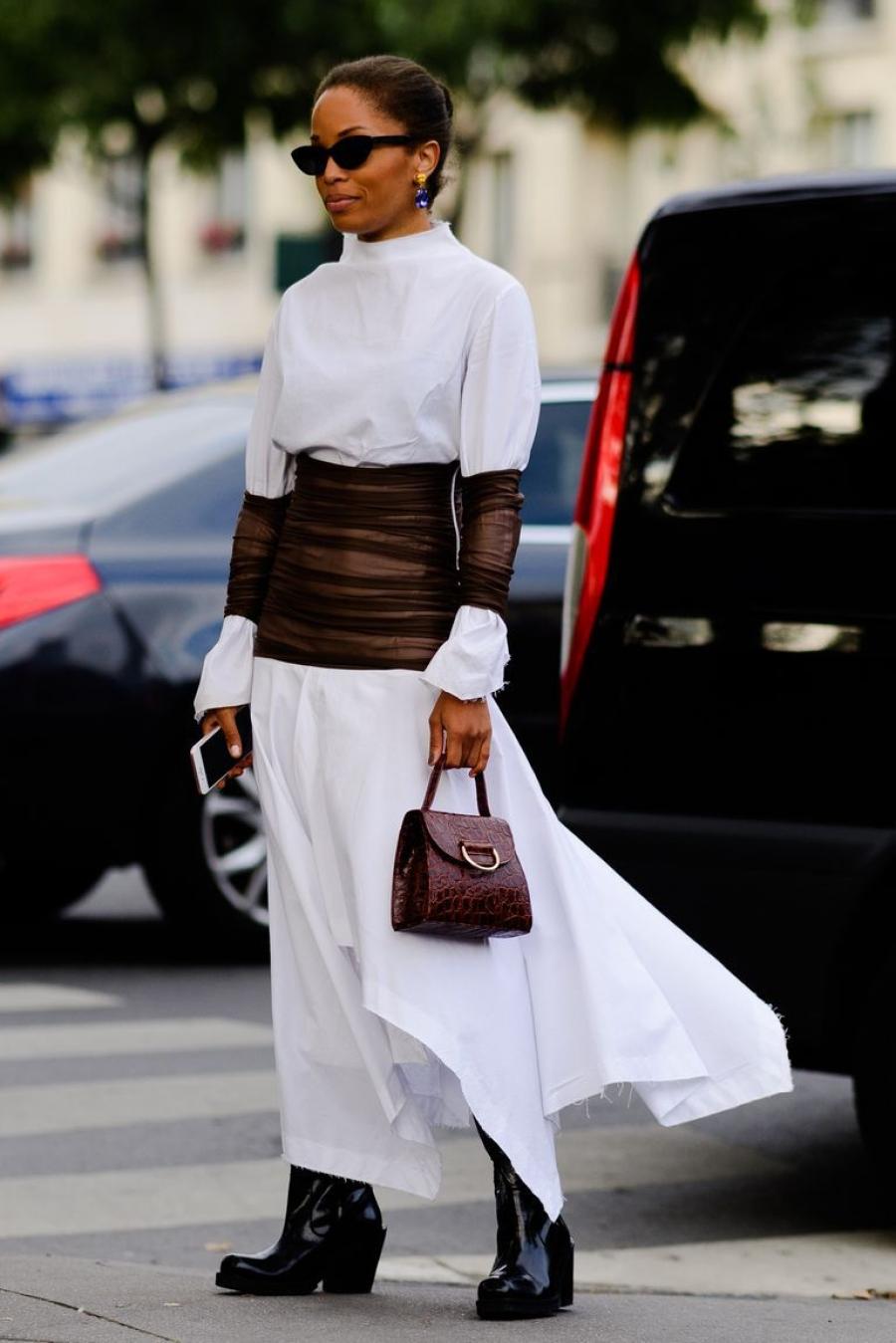 Το λευκό του χειμώνα και πως θα το φορέσετε
