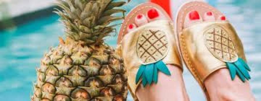 Trend alert: ο ανανάς είναι το φρούτο του καλοκαιριού