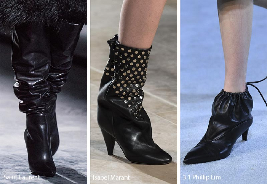 Slouch boots: Επιστροφή απο τα 80's