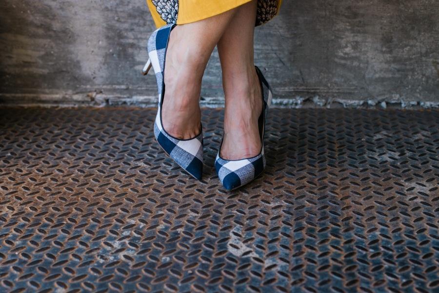 Επέστρεψαν! Έτσι θα φορέσεις τα kitten heels...