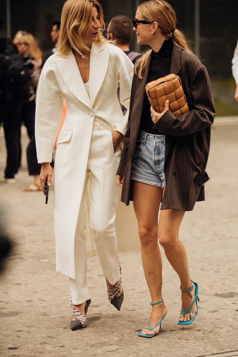IΑπίθανο Street Style απο την εβδομάδα μόδας του Μιλάνου